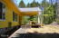 520 SE 130th Dr, South Beach, OR 97366 - Rear deck