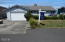 3625 Lincoln Ave, Depoe Bay, OR 97341 - Front View & Attached garage