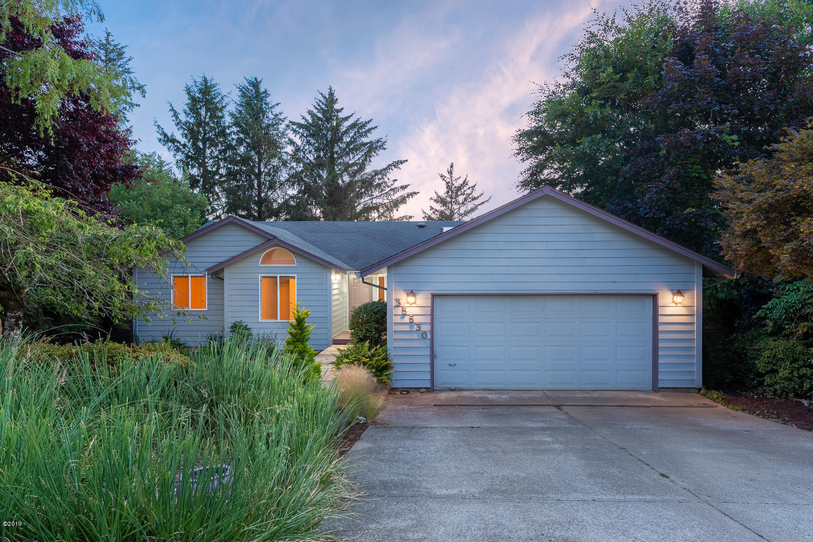 35530 Salal Ln, Pacific City, OR 97135 - Front Exterior