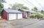 2207 NE 28th St, Lincoln City, OR 97367 - Newer roof on garage