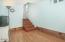 2207 NE 28th St, Lincoln City, OR 97367 - Downstairs Room leads to laundry