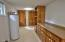 7149 SW Abalone, South Beach, OR 97366 - Laundry area