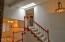 7149 SW Abalone, South Beach, OR 97366 - Stairs to bedrooms