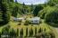 429 Hidden Valley Rd, Toledo, OR 97391-9522 - DRONE OF FRONT OF PROPERTY