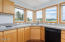 960 NW Estate Dr, Seal Rock, OR 97376 - Great views from Kitchen