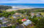 960 NW Estate Dr, Seal Rock, OR 97376 - Aerial from East of Home