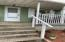 209 NW 2nd St, Newport, OR 97365 - front porch