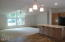 2505 N Chinook Ln, Otis, OR 97368 - Open floor plan