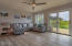 72 SE 143rd St, South Beach, OR 97366 - Family Room W/Waterford Pellet Stove