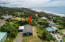 72 SE 143rd St, South Beach, OR 97366 - Drone Side View