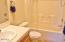 155 NW 57th St, Newport, OR 97365 - Main Bath