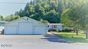 204 Bain Dr E, Tidewater, OR 97390 - Front