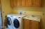 204 Bain Dr E, Tidewater, OR 97390 - Laundry