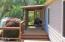 204 Bain Dr E, Tidewater, OR 97390 - Covered deck