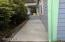 3050 SE Dune Avenue, Lincoln City, OR 97367 - North side walkway to entrance