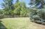 2347 N Chinook Ln, Otis, OR 97368 - Backyard