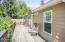 2347 N Chinook Ln, Otis, OR 97368 - Front Deck