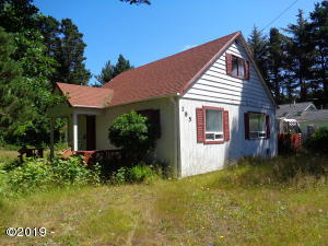 185 SW South Point Street, Depoe Bay, OR 97341 - Street View
