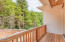 730 NE Lillian Ln, Depoe Bay, OR 97341 - Back Deck