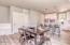 720 NE Lillian Ln, Depoe Bay, OR 97341 - Dining Area
