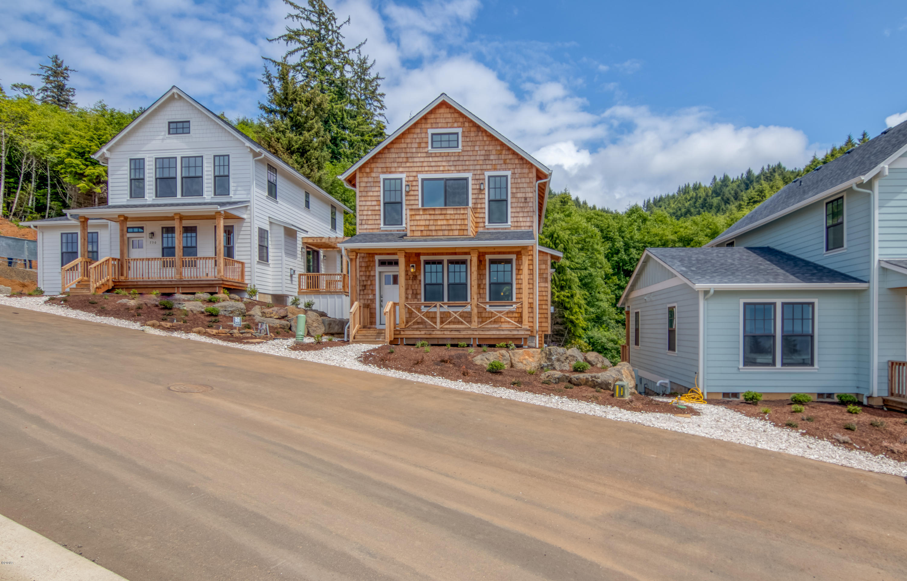 720 NE Lillian Ln, Depoe Bay, OR 97341 - Ocean View Home