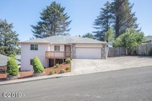 2477 NE 55th Ct., Lincoln City, OR 97367 - Front of Home