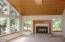 6931 Yaquina Bay Rd, Newport, OR 97365 - Fireplace liv rm