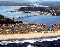117 NW Oceania Dr, Waldport, OR 97394 - Bayshore Aerial