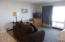 171 SW Hwy 101, 111, Lincoln City, OR 97367 - Living Area w/Ocean View