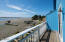 6833-39 SW Fleet Ave, Lincoln City, OR 97367 - Bedroom deck