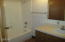 2110 NE Reef Ave, Lincoln City, OR 97367 - Downstairs bathroom