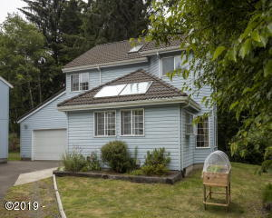 13976 NW Pali Street, Seal Rock, OR 97376 - Front of House