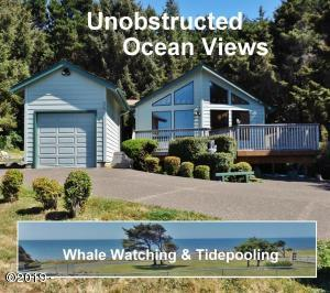 470 Yachats Ocean Rd, Yachats, OR 97498 - Ocean View Property