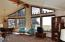470 Yachats Ocean Rd, Yachats, OR 97498 - Vaulted Great Room