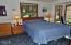 470 Yachats Ocean Rd, Yachats, OR 97498 - Ocean View Master Bed Room