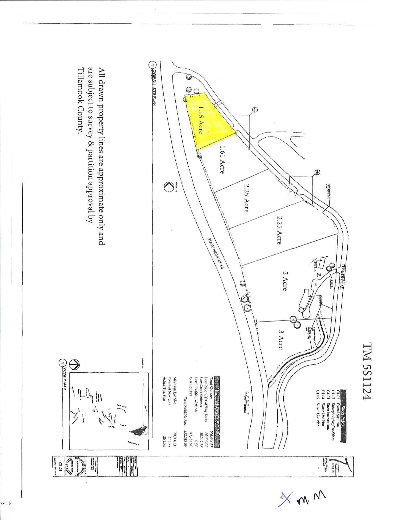 45000 BLK Tibbetts Rd, Neskowin, OR 97149 - 1.15 acres