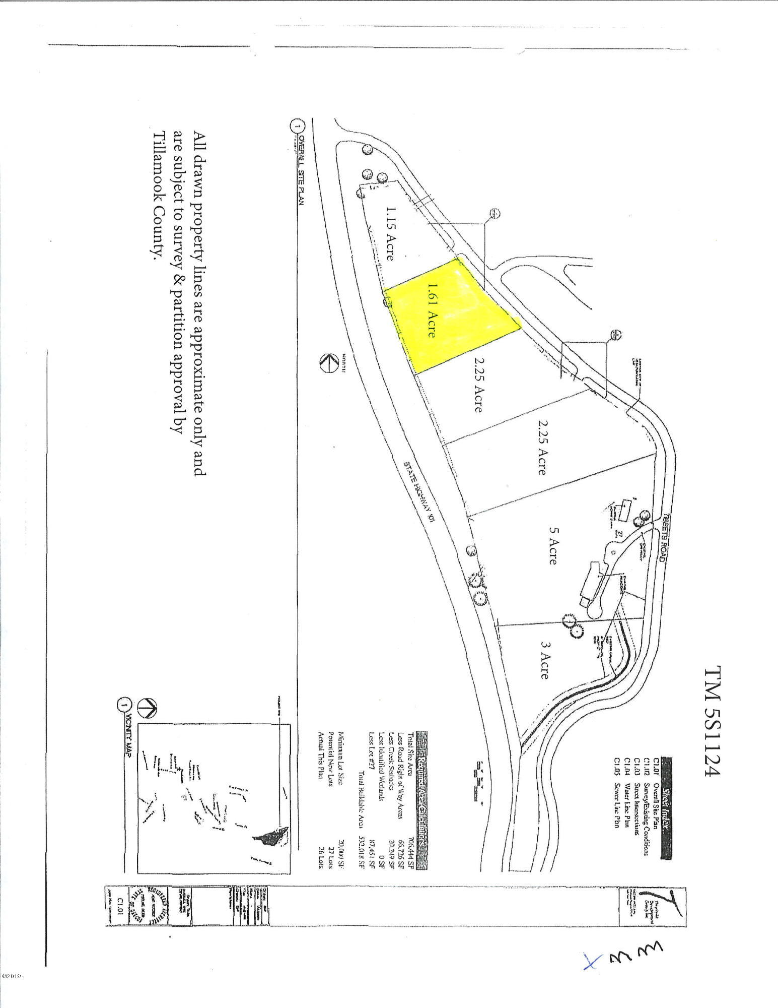 45000 BLK Tibbetts Rd, Neskowin, OR 97149 - 1.61 acres