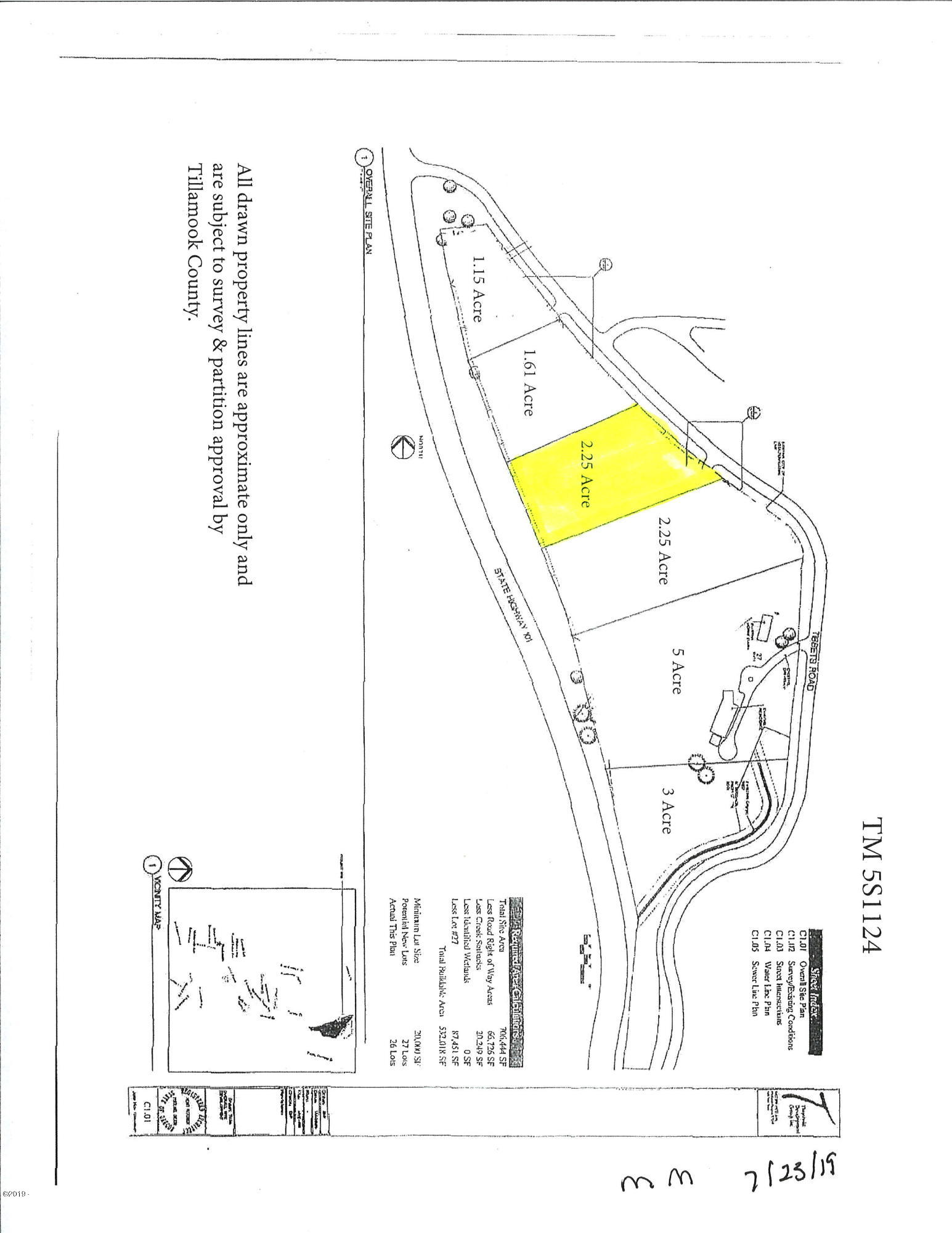 45000 BLK Tibbetts Rd, Neskowin, OR 97149 - 2.25 acres 1