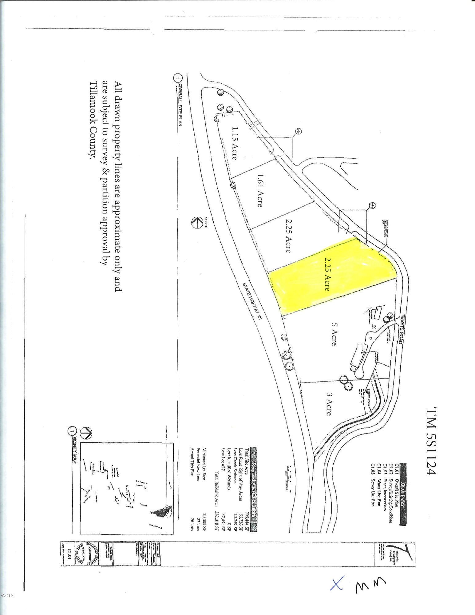 45000 BLK Tibbetts Rd, Neskowin, OR 97149 - 2.25 acres 2
