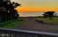 470 Yachats Ocean Rd, Yachats, OR 97498 - Ocean Sunset from Deck