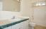 495 SW 37th Pl., Lincoln City, OR 97367 - Mid Level Bathroom