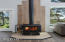 151 SW 89th St, South Beach, OR 97366 - Certified Wood Stove