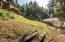 47820 Sorrel Ln., Neskowin, OR 97149 - Back Yard with Shop/Studio