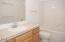 2745 NE 49th Ct., Lincoln City, OR 97367 - Guest Bathroom