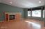 5340 La Fiesta Way, Lincoln City, OR 97367 - Vaulted great room w/bay window
