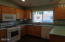 5340 La Fiesta Way, Lincoln City, OR 97367 - Kitchen with back yard view
