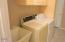 2421 NW Oceanview Dr, Newport, OR 97365 - Laundry w/half bath