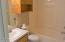 2421 NW Oceanview Dr, Newport, OR 97365 - Guest Bath