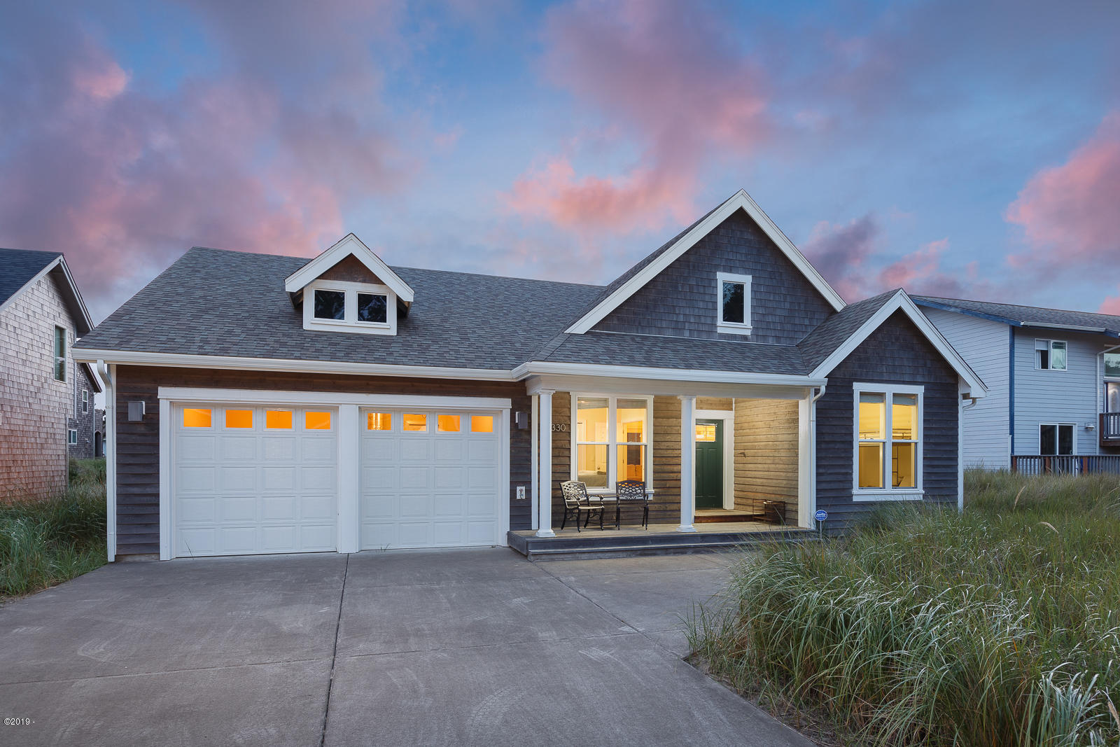 34330 Sandpiper Dr, Pacific City, OR 97135 - Front Exterior