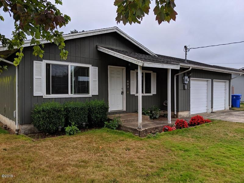 603 Cottonwood Ave, Tillamook, OR 97141 - Home